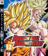 Игра Dragon Ball: Raging Blast для Sony PS3