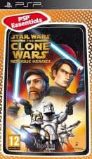ИграStar Wars The Clone Wars: Republic Heroes (PSP)