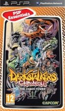 Игра Darkstalkers Chronicle: The Chaos Tower Essentials для Sony PSP