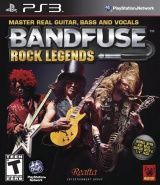 BandFuse: Rock Legends + Кабель (PS3)