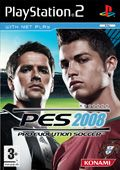 Pro Evolution Soccer 2008 (PES 8) (PS2)