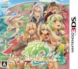 Rune Factory 4 (Nintendo 3DS)