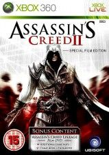 Игра Assassin's Creed 2: Lineage Collector's Edition Русская версия для Xbox 360