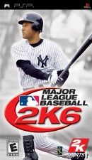 Major League Baseball 2K6 (PSP)