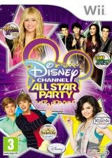 Игра Disney Channel All Star Party для Nintendo Wii
