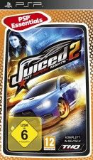 Игра Juiced 2: Hot Import Nights Essentials для PSP