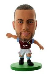 Фигурка футболиста Soccerstarz - West Ham Joe Cole - Home Kit (400124)