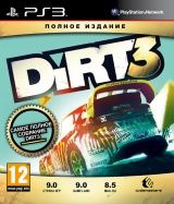DiRT 3 ������ ������� (Complete Edition) (PS3)