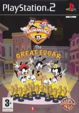 Animaniacs The Great Edgar Hunt (PS2)