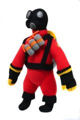 "Игрушка мягкая ""Team Fortress"" Pyro (Neca)"