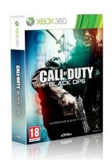 Игра Call of Duty: Black Ops Hardened Edition для Xbox 360