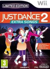 Игра Just Dance 2: Extra Songs Limited Edition для Wii