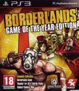 Игра Borderlands Game of the Year Edition для Playstation 3