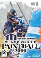 Игра The Millennium Series Championship Paintball 2009 для Wii