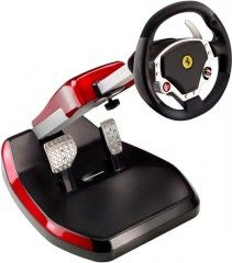 Купить Руль Thrustmaster Ferrari Wireless GT Cockpit 430 Scuderia Edition (PS3). Самая низкая цена!