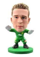 ������� ���������� Soccerstarz - Man Utd Anders Lindegaard - Home Kit (73038)