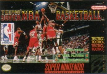 NBA Basketball (Dendy)