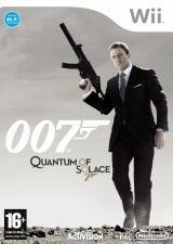Игра James Bond Quantum of Solаce для Nintendo Wii