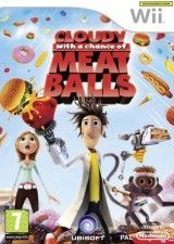 Cloudy With A Chance of Meatballs wii