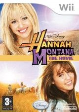 Игра Hannah Montana: The Movie для Nintendo Wii