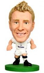 Фигурка футболиста Soccerstarz - Spurs Michael Dawson - Home Kit (73447)
