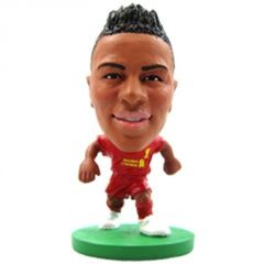 Фигурка футболиста Soccerstarz - Liverpool Raheem Sterling - Home Kit (77045)