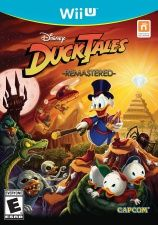 DuckTales Remastered (Утиные истории) (Wii U)