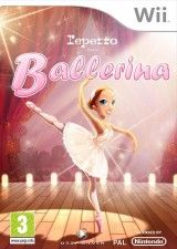 Игра Repetto Paris Ballerina для Nintendo Wii