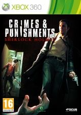 ������ �����: ������������ � ��������� (Sherlock Holmes: Crimes and Punishments) (Xbox 360)