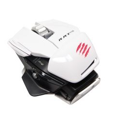 Мышь беспроводная Mad Catz R.A.T.M Mobile Gaming Mouse (White) (PC)