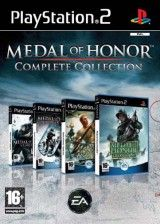 Игра Medal of Honor Complete Collection для Sony PS2