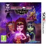 Monster High: 13 Wishes (Nintendo 3DS)