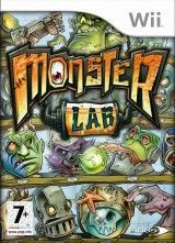 Игра Monster Lab для Nintendo Wii