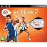 Игра EA Sports Active 2 Personal Trainer для PS3