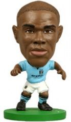 Фигурка футболиста Мика Ричардс Манчестер Сити Soccerstarz - Man City Micah Richards - Home Kit (73466)