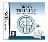 Игра Dr. Kawashima''s Brain Training How old is your brain? для Nintendo DS