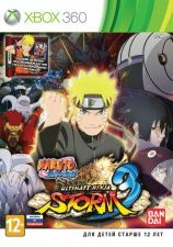 Naruto Shippuden: Ultimate Ninja Storm 3 Day One Special Edition (����������� �������) ������� ������ (Xbox 360)