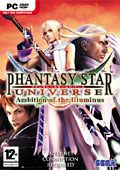 Phantasy Star Universe: Ambition of the Illuminus Box (PC)