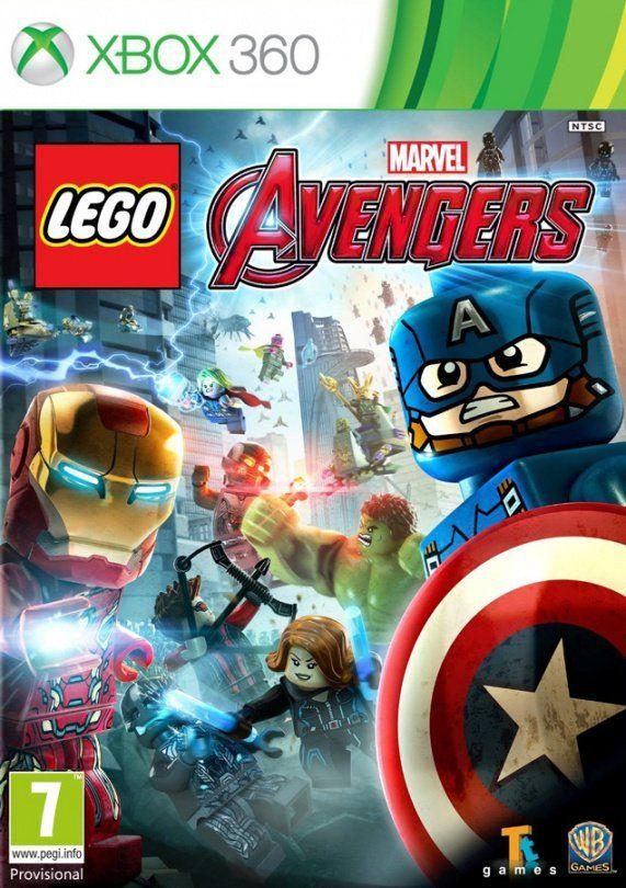 LEGO Marvel ��������