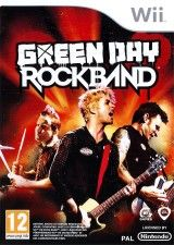 Игра Green Day Rock Band для Nintendo Wii