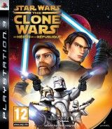 Игра Star Wars The Clone Wars: Republic Heroes для Sony PS3