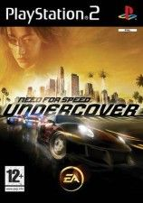 Игра Need For Speed: Undercover Русская Версия для Sony PS2