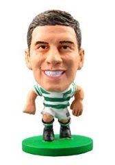 Фигурка футболиста Soccerstarz - Celtic Gary Hooper - Home Kit (76518)