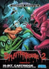 Splatter House II Русская Версия (Sega)