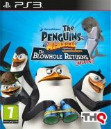 Игра The Penguins of Madagascar: Dr Blowhole Returns - Again! для PS3