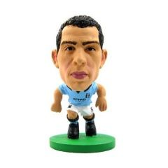 Фигурка футболиста Карлос Тевес Манчестер Сити Soccerstarz - Man City Carlos Tevez - Home Kit (77049)