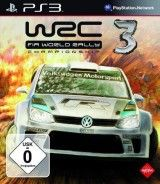 WRC: FIA World Rally Championship 3 (PS3)