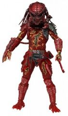 "Фигурка Хищник ""Lava Planet"" (Neca Predators Series 10 Predator Lava Planet with Blazing Sword)"