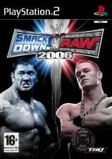 ���� WWE SmackDown vs. Raw 2006 ��� Sony PS2