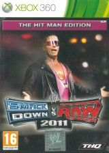 Игра Smackdown vs Raw 2011 The Hit Man Edition для Xbox 360